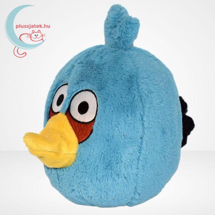 Angry Birds Blue Bird Kék madár plüss (Whitehouse) - balról