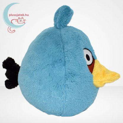 Angry Birds Blue Bird Kék madár plüss (Whitehouse) - oldalról
