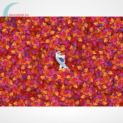 Jégvarázs 2 (Frozen 2) - A lehetetlen puzzle (Clementoni 1000 db-os kirakó), a kép
