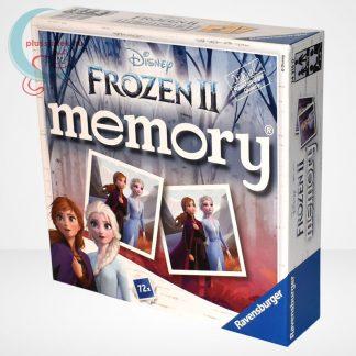 Jégvarázs 2 memóriajáték (72 db) - Ravensburger, balról