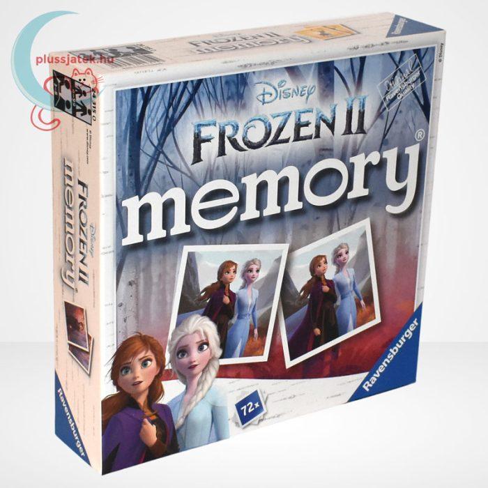 Jégvarázs 2 memóriajáték (72 db) - Ravensburger, jobbról