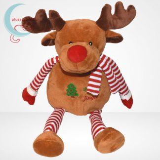 Tendertoys Jingle plüss karácsonyi rénszarvas