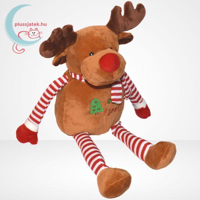 Tendertoys Jingle plüss karácsonyi rénszarvas, jobbról