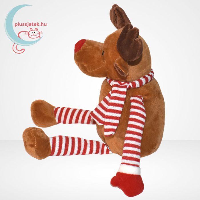 Tendertoys Jingle plüss karácsonyi rénszarvas, oldalról