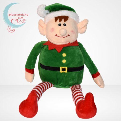Tendertoys karácsonyi plüss manó