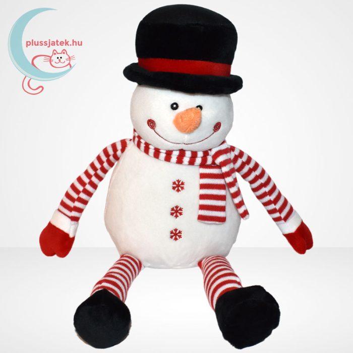 Tendertoys ünnepi plüss hóember