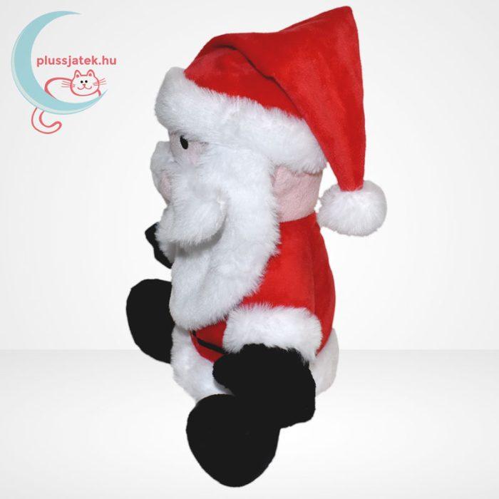Beszélő plüss (karácsonyi) mikulás, oldalról
