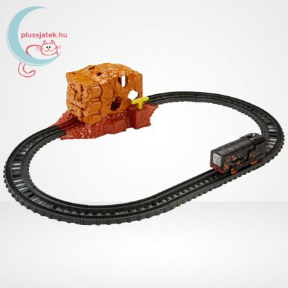Thomas bányaomlás szett (Tunnel Blast Set) - oldalról