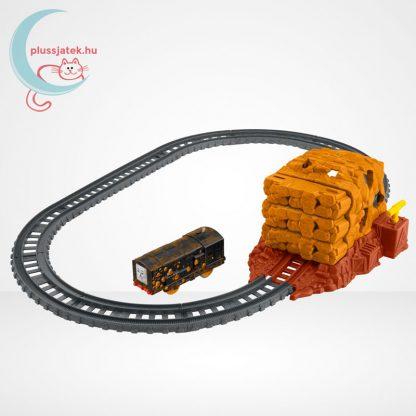 Thomas bányaomlás szett (Tunnel Blast Set) - összeszerelve