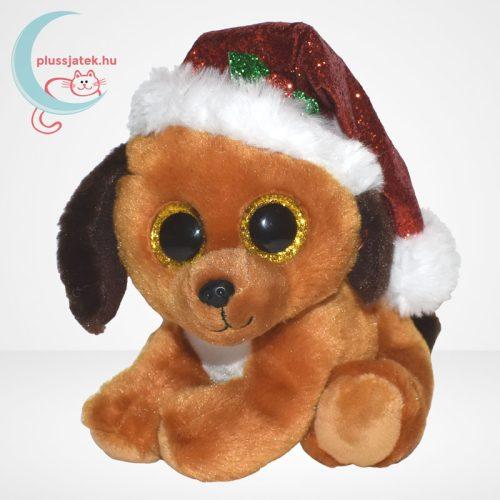 TY Beanie Boos Howlidays csillogó szemű karácsonyi plüss kutya