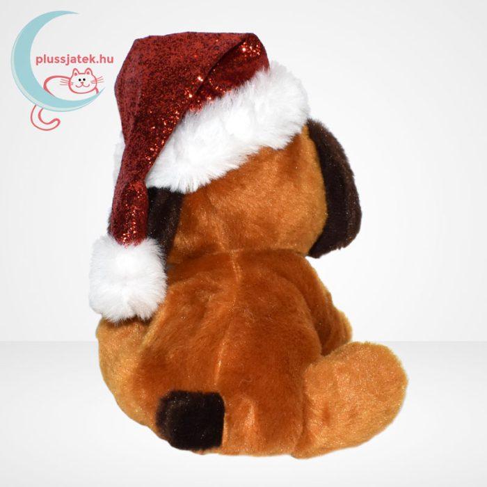 TY Beanie Boos Howlidays csillogó szemű karácsonyi plüss kutya, hátulról