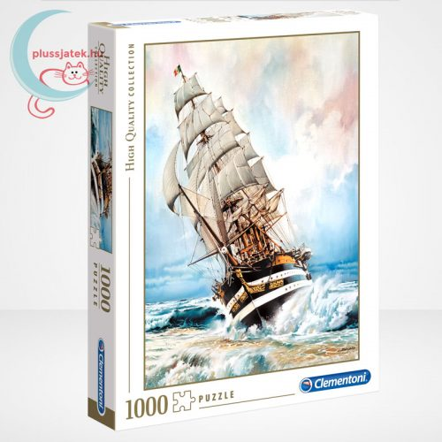 Clementoni 39415 - Amerigo Vespucci 1000 db-os puzzle (High Quality Collection)