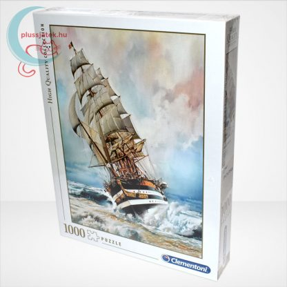 Clementoni 39415 - Amerigo Vespucci 1000 db-os puzzle (High Quality Collection), balról