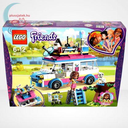LEGO Friends 41333 - Olivia különleges felderítő járműve