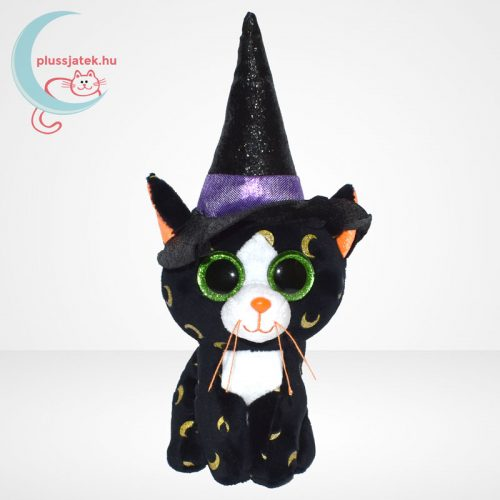 TY Beanie Boos - Pandora a boszorkány plüss cica