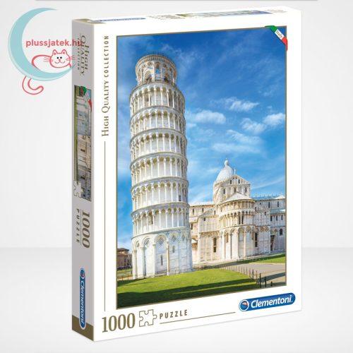 A pisai ferde torony puzzle (Pisa - 39455) 1000 db-os puzzle