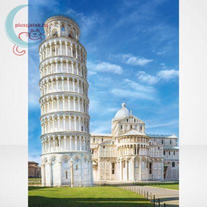 A pisai ferde torony puzzle (Pisa - 39455) 1000 db-os puzzle, a kép