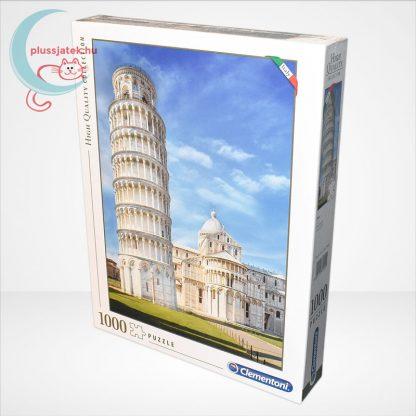 A pisai ferde torony puzzle (Pisa - 39455) 1000 db-os puzzle, balról