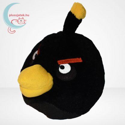 Angry Birds: Bomba, a fekete madár plüss, balról