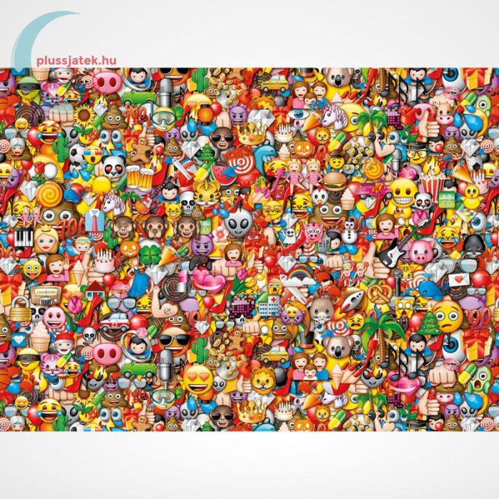 Emoji - A lehetetlen puzzle (Clementoni Impossible 1000 db-os kirakó), a kép