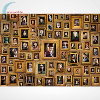 Harry Potter - A lehetetlen puzzle (Clementoni Impossible 1000 db-os kirakó), a kép