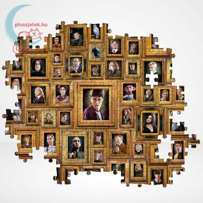 Harry Potter - A lehetetlen puzzle (Clementoni Impossible 1000 db-os kirakó), részlet