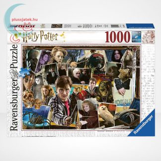 Harry Potter vs. Voldemort 1000 darabos Ravensburger puzzle