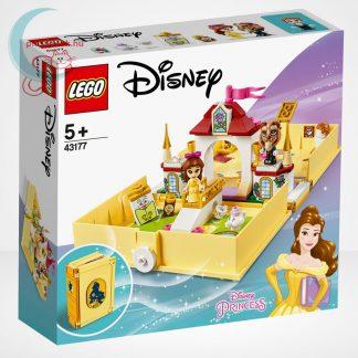 LEGO® Disney 43177 - Belle mesekönyve