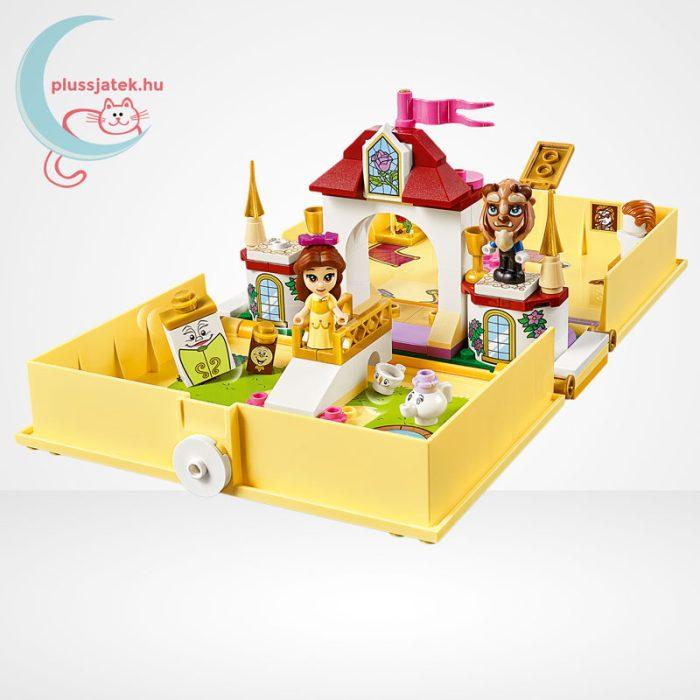 LEGO® Disney 43177 - Belle mesekönyve, tartalom