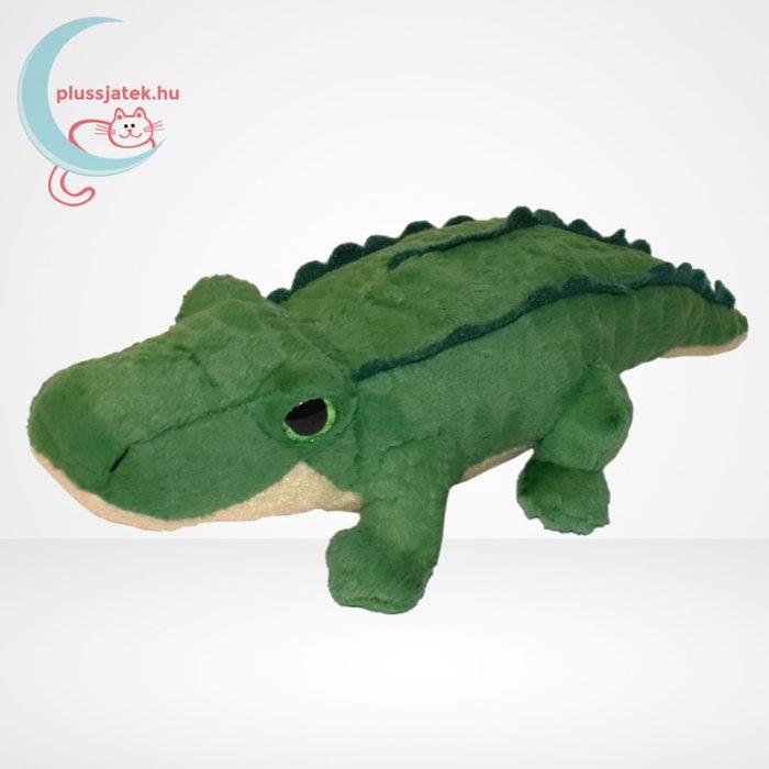 TY Beanie Babies - Spike, a plüss krokodil, balról