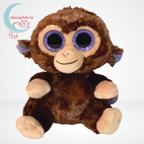 TY Beanie Boos plüss majom (Coconut) - 15 cm