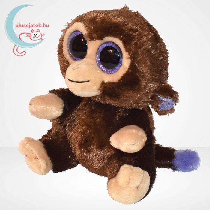 TY Beanie Boos plüss majom (Coconut) - 15 cm, balról