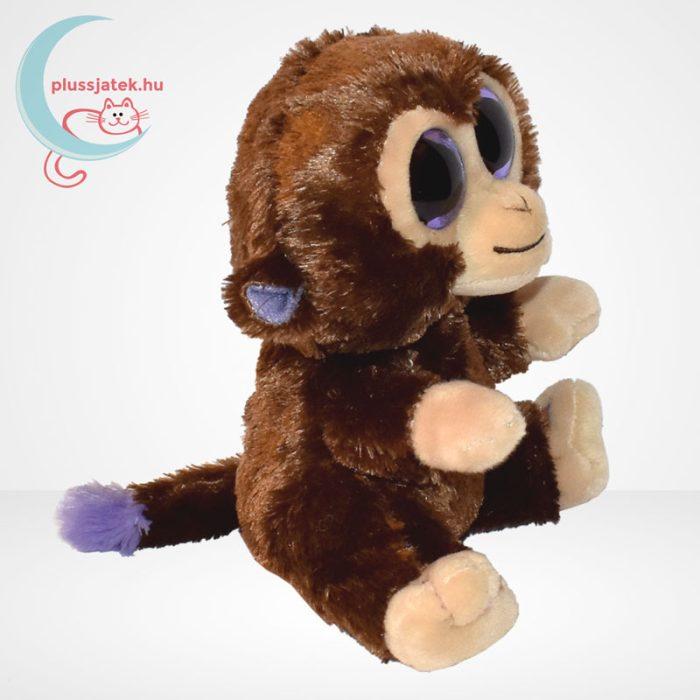 TY Beanie Boos plüss majom (Coconut) - 15 cm, jobbról