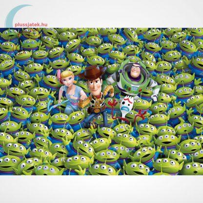 Toy Story 4 - A lehetetlen puzzle (Clementoni Impossible 1000 db-os kirakó), a kép