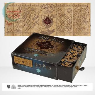 Harry Potter: Tekergők térképe 1000 darabos puzzle