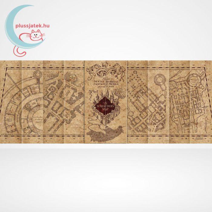Harry Potter: Tekergők térképe 1000 darabos puzzle, a kép
