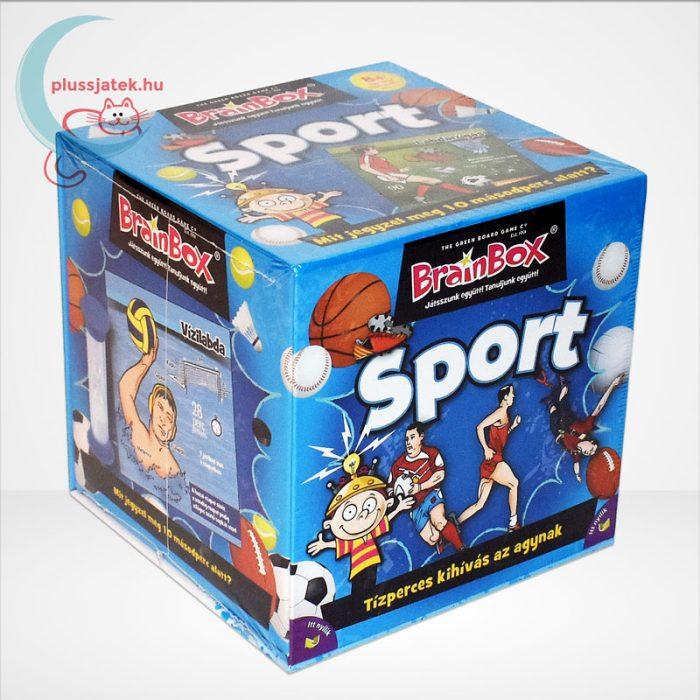 Brainbox - Sport társasjáték, jobbról