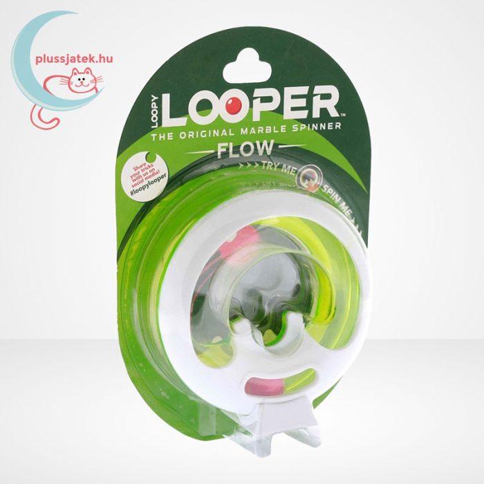 Loopy Looper Flow - zöld, csomagolásban