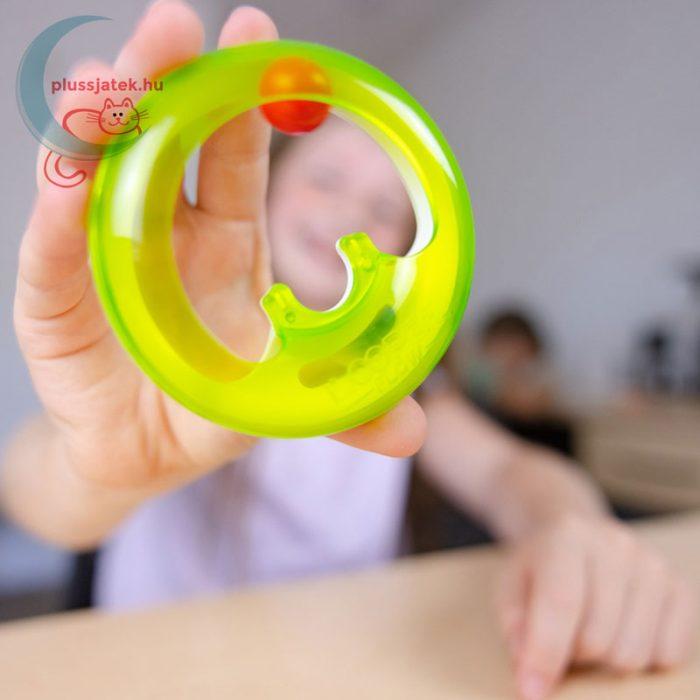 Loopy Looper Flow - zöld, pörgetés közben