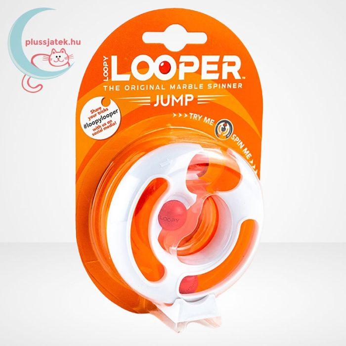 Loopy Looper Jump - narancs