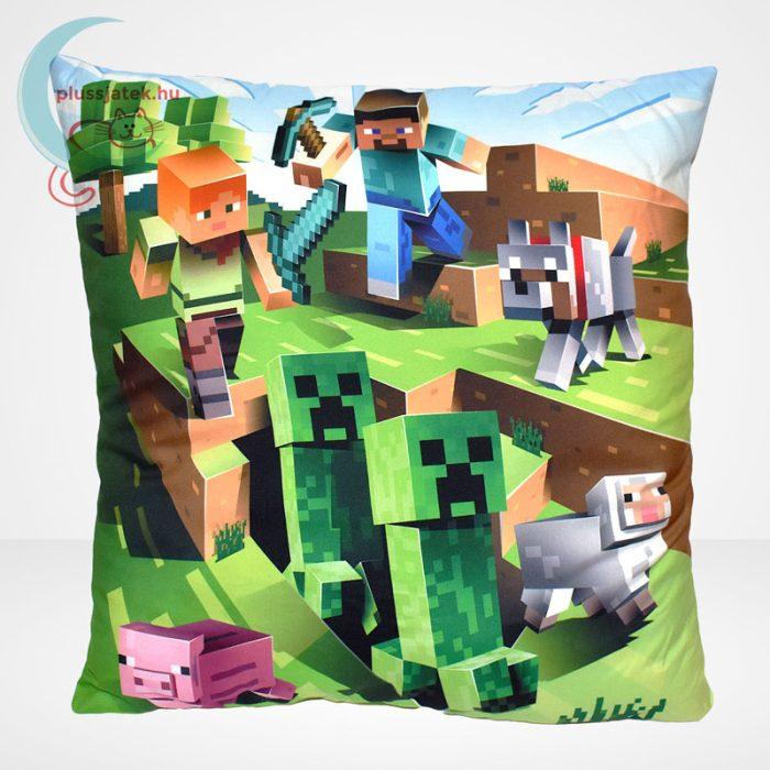 Minecraft párna (40x40 cm)