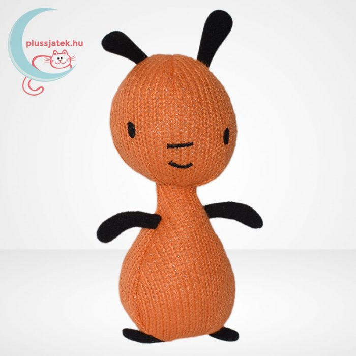 Bing és barátai: Flop plüss figura (19 cm, kötött anyagú), szemből