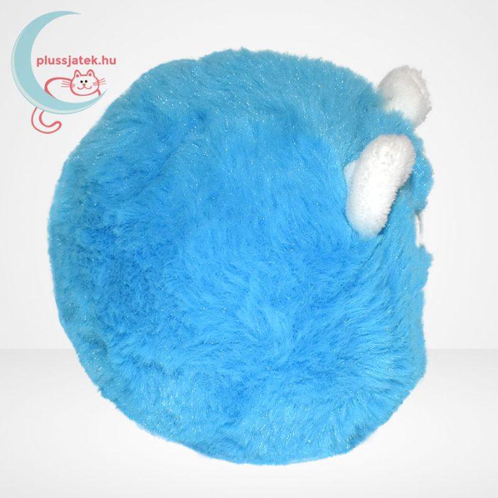 Láma plüss stresszlabda 9 cm - kék (Ilanit), oldalról