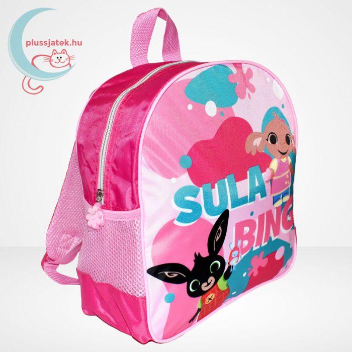 Bing: Sula és Bing rózsaszín ovis hátizsák, jobbról