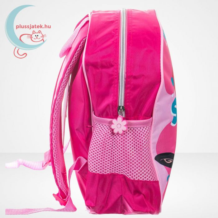 Bing: Sula és Bing rózsaszín ovis hátizsák, oldalról