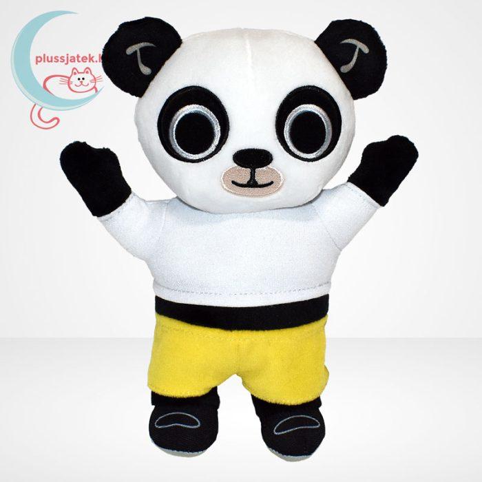 Bing és barátai: Pando plüss panda (22 cm)