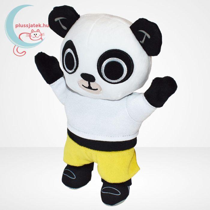 Bing és barátai: Pando plüss panda (22 cm), balról