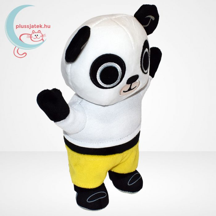 Bing és barátai: Pando plüss panda (22 cm), jobbról