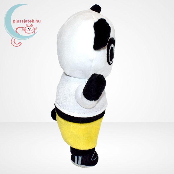 Bing és barátai: Pando plüss panda (22 cm), oldalról