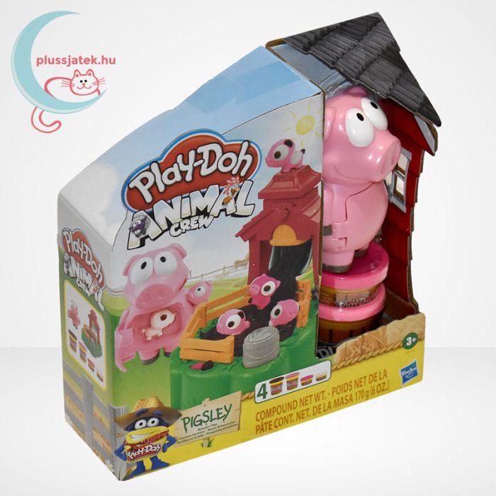 Play-Doh: Pigsley és a dagonyázó malacok gyurma készlet, jobbról